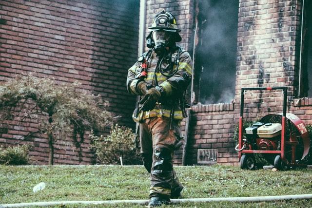Hoofdgebouw vakantiepark Beekse Bergen verloren door brand
